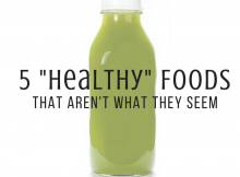 5 -healthy- Foods