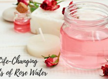 6 Life-Changing Rose Water Benefits
