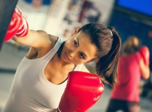 9 rounds kickboxing