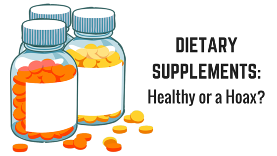 DIETARY SUPPLEMENTS-
