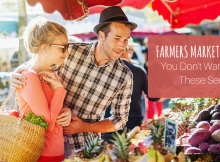 FARMERS MARKET SHOPPING-