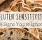 GLUTEN SENSITIVITY-