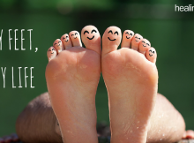 HAPPY FEET,HAPPY LIFE