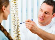 chiropractic demonstration