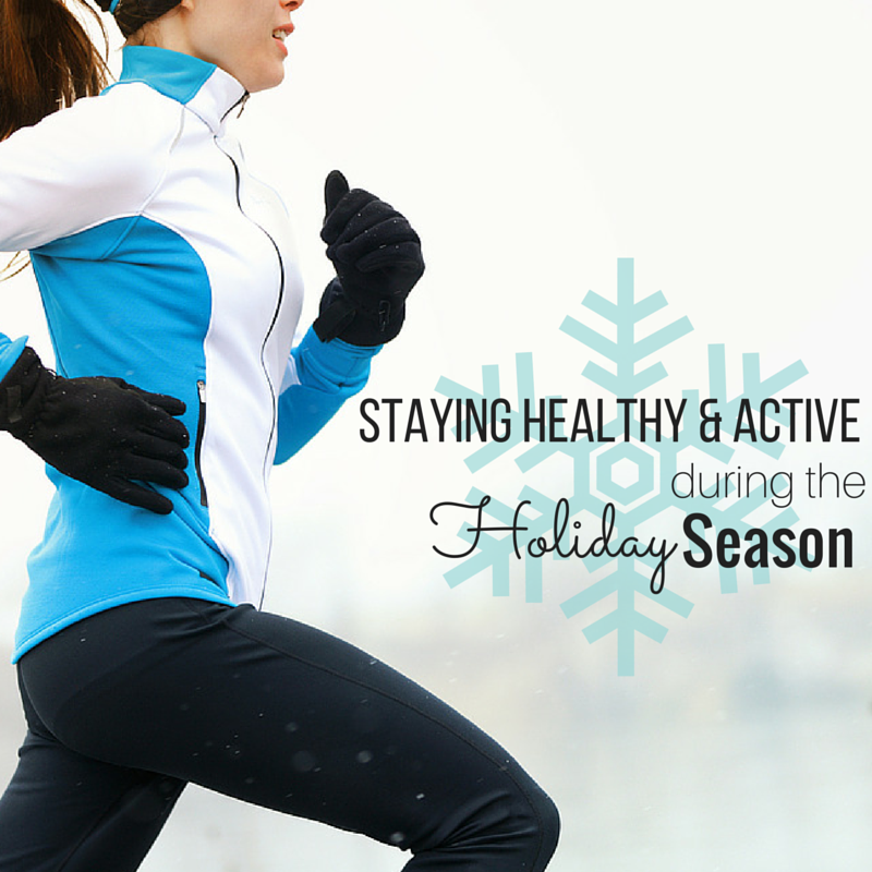 Staying Healthy & active