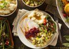 Healthy Thanksgiving dinner