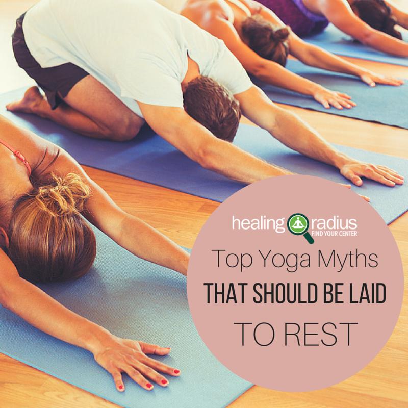 Top Yoga Myths