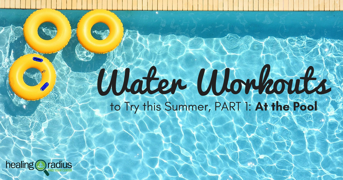 Water Workouts to Try this Summer