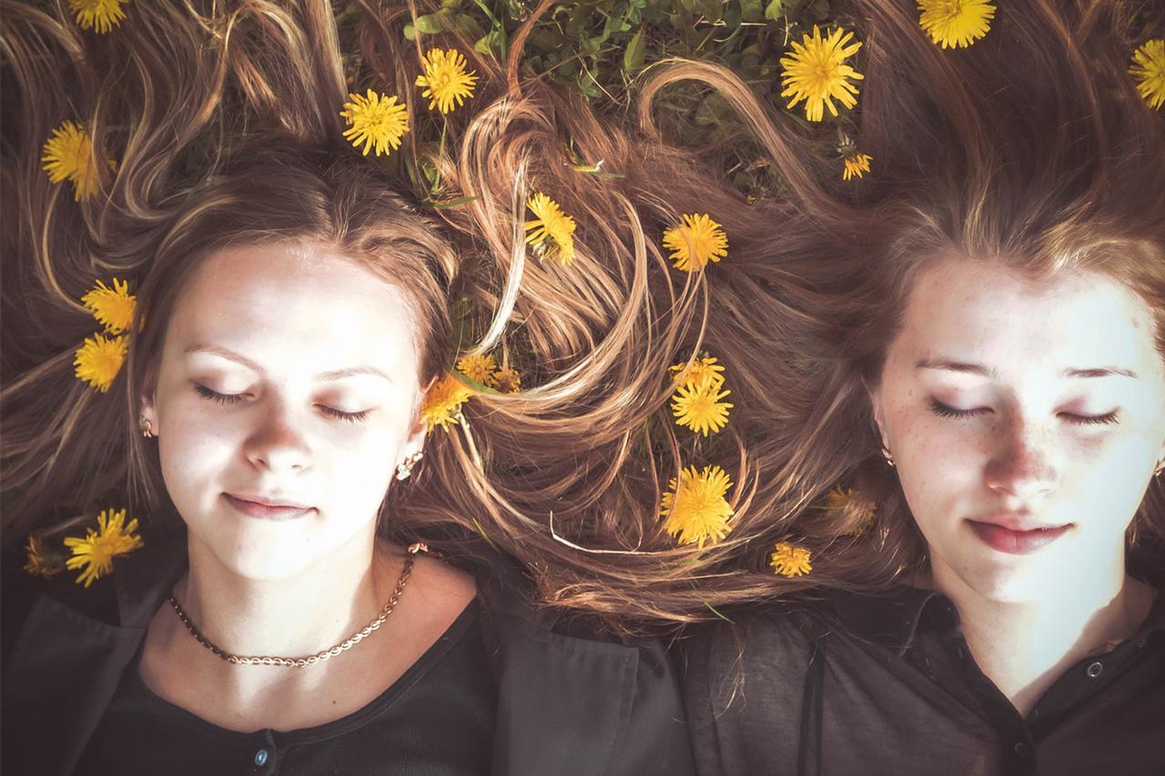 girls flowers