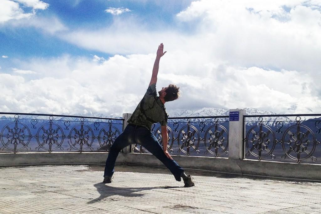yoga man blog