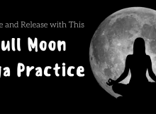 full moon yoga practice