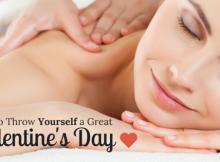 valentine's day self care