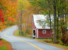Take a drive and enjoy autumn activities with friends and family
